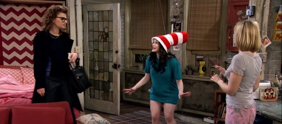 2 Broke Girls – 4×17 And the High Hook Up