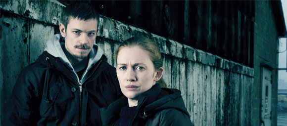 Série The Killing para maratonar no Netflix.