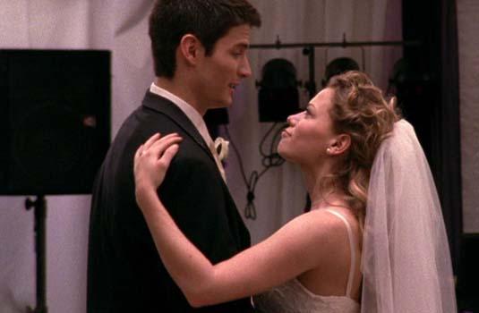 Casamento Naley