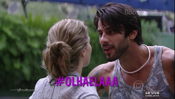 BBB 16 - Ana Paula e Renan
