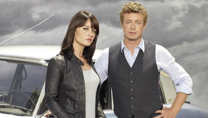 Jane e Lisbon