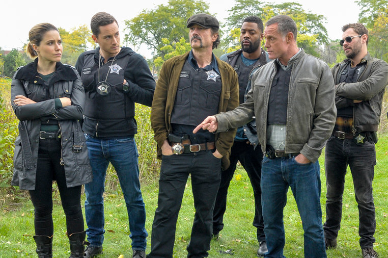 Chicago P.D. episódio da 3ª temporada