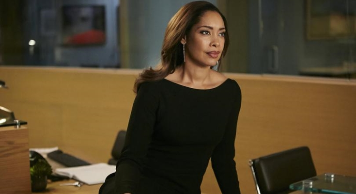gina torres deixa suits e entra no elenco de the catch apaixonados por s ries. Black Bedroom Furniture Sets. Home Design Ideas