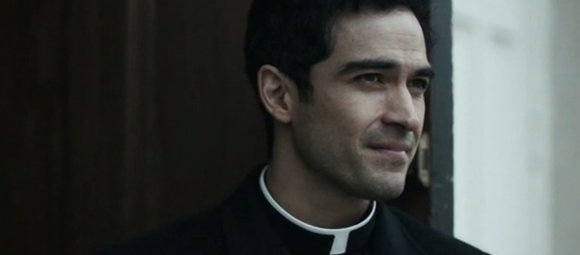 Alfonso Herrera - The Exorcist