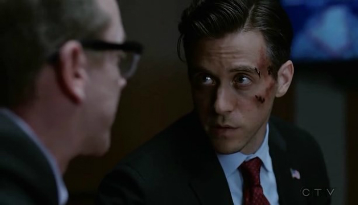 Peter MacLeish em Designated Survivor, 1x05