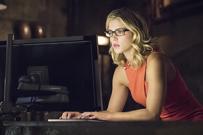 Felicity Smoak, Arrow