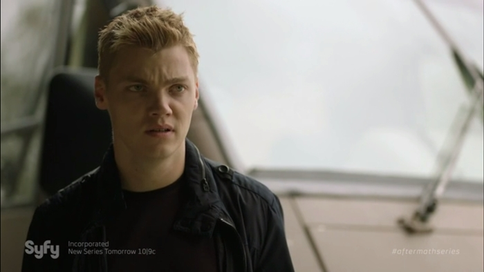Levi Meaden - Aftermath