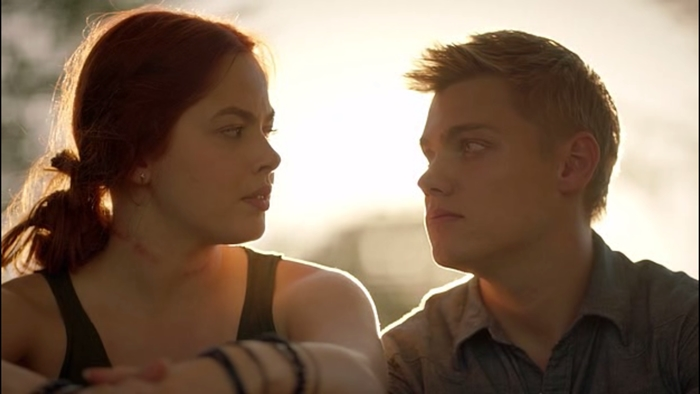 Sarah Dugdale e Levi Meaden - Aftermath