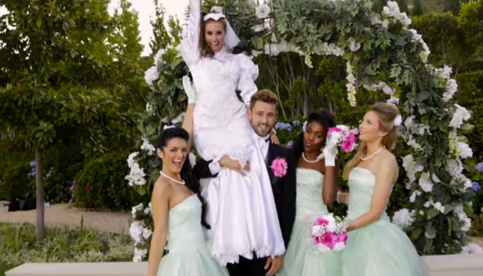 The Bachelor 21x02 -Wedding