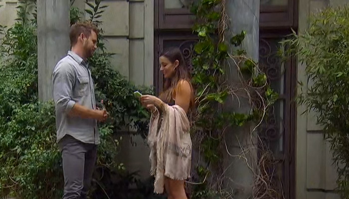 The Bachelor 21x02 - Terminando com Liz