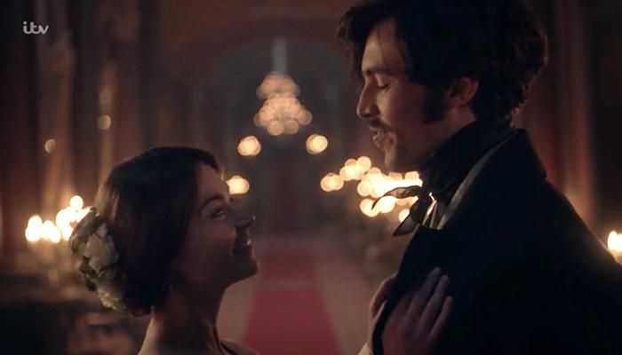 Victoria e Principe Albert