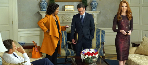 Scandal-6x02- Oval Office