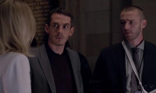 Quantico - 01x05 Shelby, Simon e Ryan