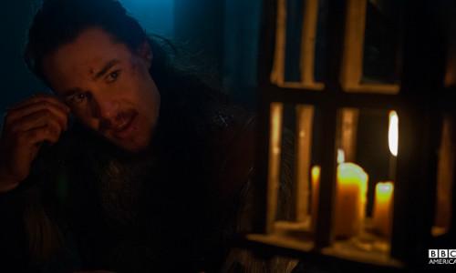 Uhtred no terceiro episódio de The Last Kigdom