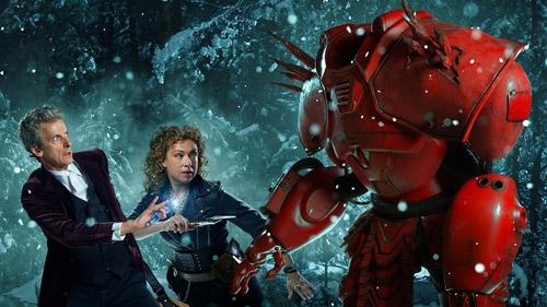 Doctor Who e River Song