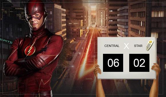 Flash - heroi
