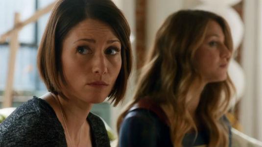 Kara e alex supergirl