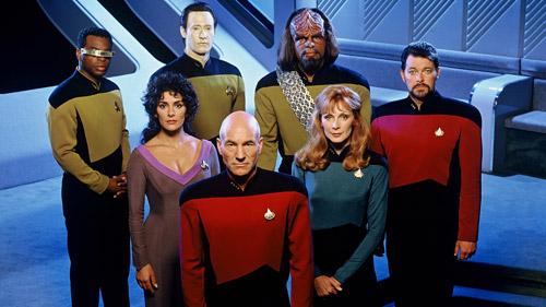 Elenco de Star Trek