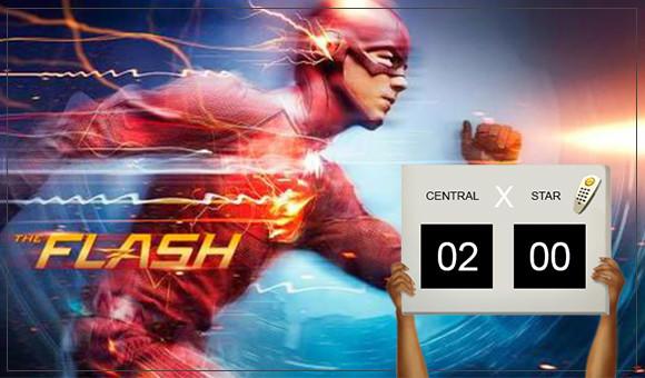Flash - criminalidade