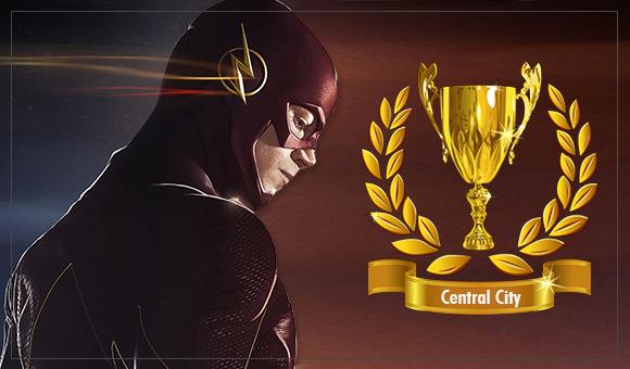 Flash - trofeu