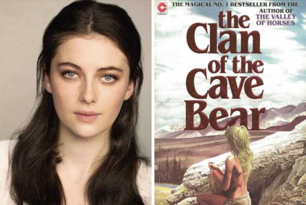 millie brady-clan of the cave bear