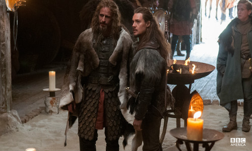 The Last Kingdom: Skorpa & Uhtred