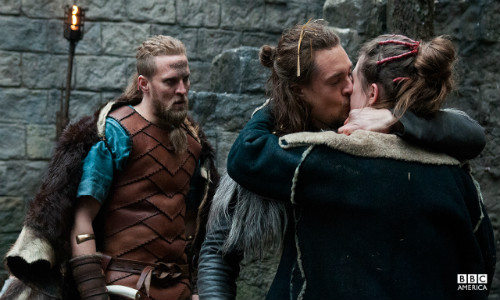 The Last Kingdom: Ragnar, Uhtred & Brida
