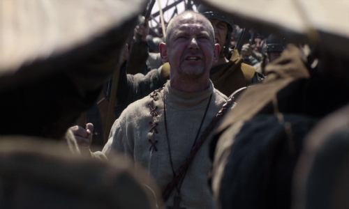 Padre Beocca na Season Finale de The Last Kingdom