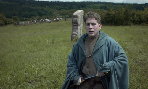 Aethelwold na season finale de The Last Kingdom