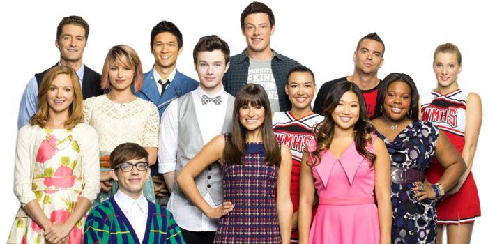 Glee-Elenco-
