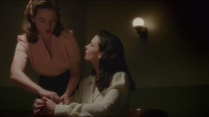 Agent Carter, Peggy e Dottie