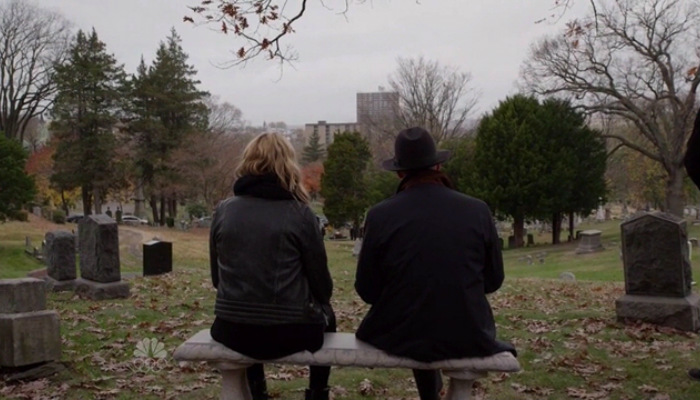 The Blacklist - 3x11 Liz e Red