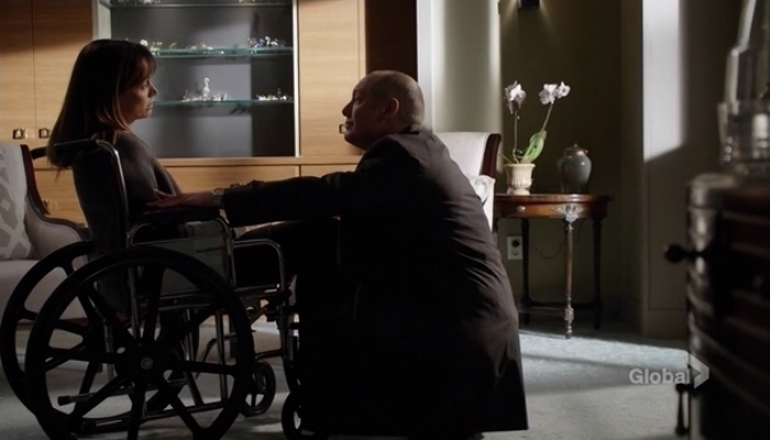 The Blacklist - 3x13 Red e Josephine