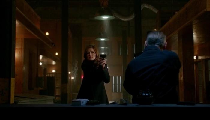 Castle - 08x15 Beckett