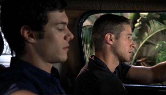The O.C.: Ryan e Seth.