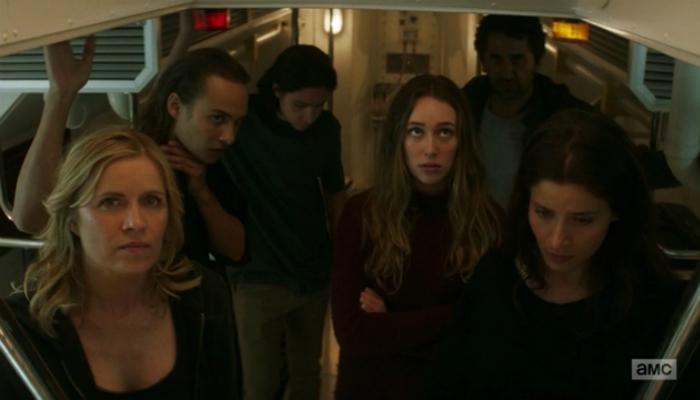 Fear 2x06 - family