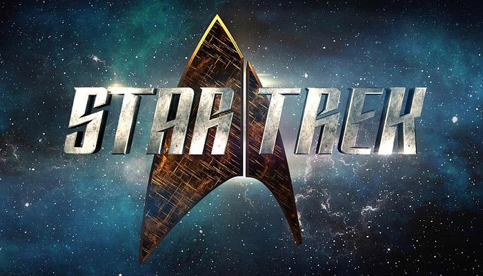 Novo logo de Star Trek
