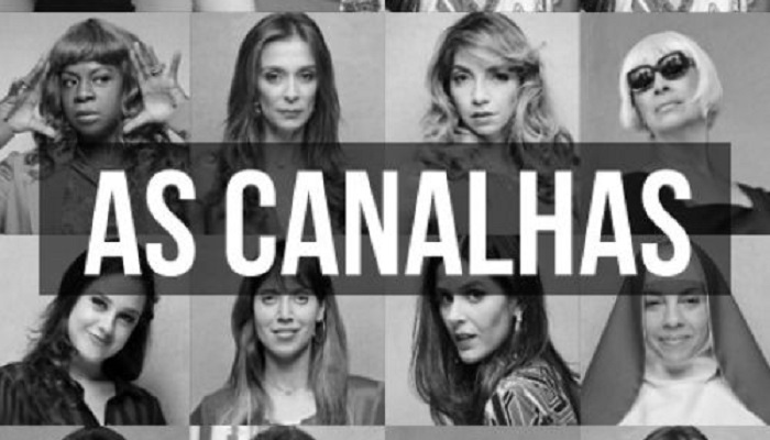 as canalhas