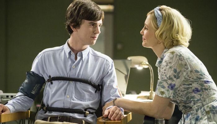Norman e Norma em Bates Motel.