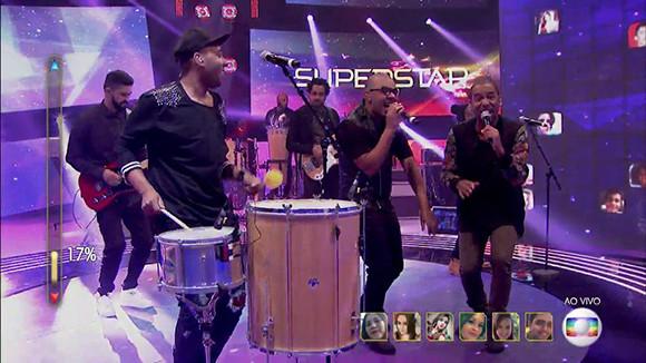 SuperStar - Os De Paula (Repescagem)