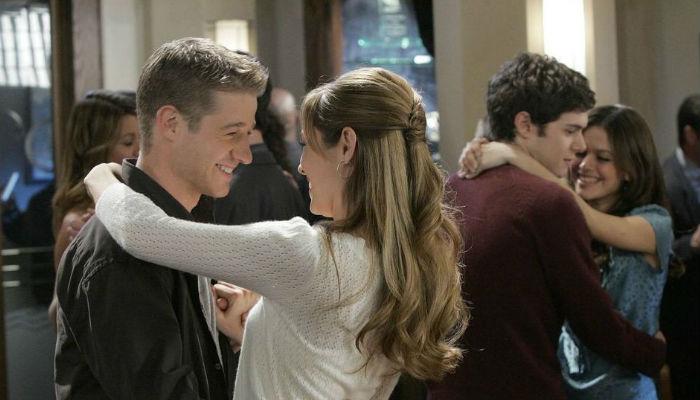Casais da quarta temporada de The O.C.