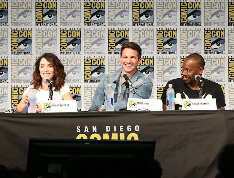 Comic-Con International: San Diego - Season 2016