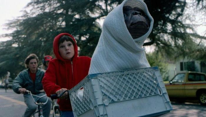 E. T. - O Extraterrestre: Desafio.