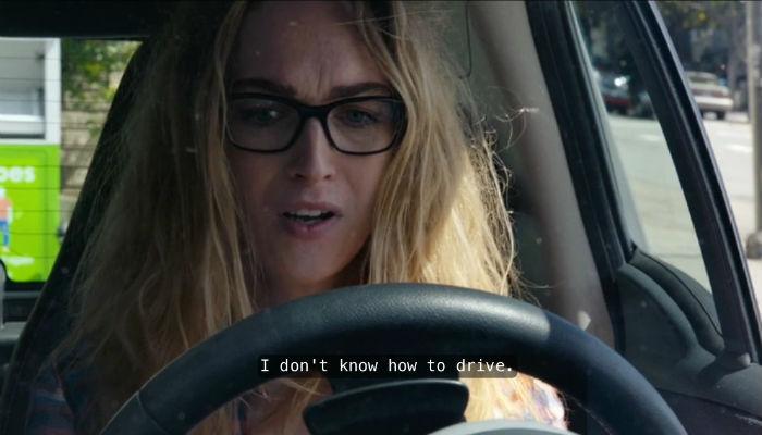 Nomi no volante em Sense8.