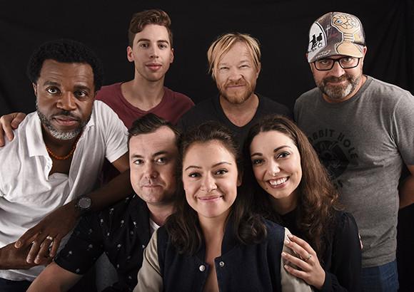 Orphan Black - Elenco e Equipe (Comic-Con 2016)