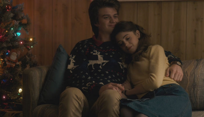 stranger Things: Nancy e Steve.