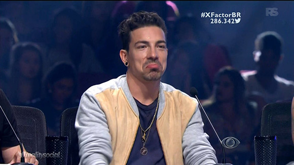 The X Factor Brasil - Estreia (Di Ferrero)