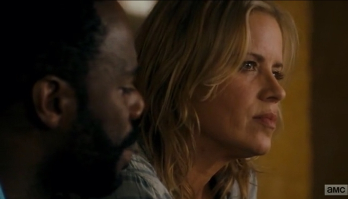 strand and madison - fearTWD 2x09