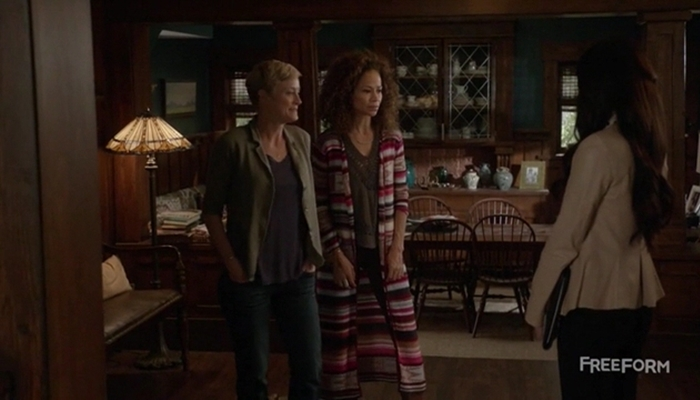 the fosters - 4x06 justify