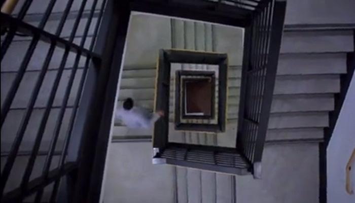 Secrets and Lies - The fall - Escadas
